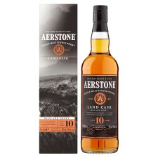 Aerstone Land Cask 10 Year Old Single Malt Whisky 70Cl
