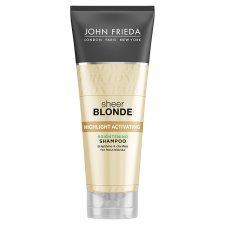 John Frieda Sheer Blonde Highlight Bright Shampoo 250Ml