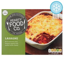 Hearty Food Co. Lasagne 400G