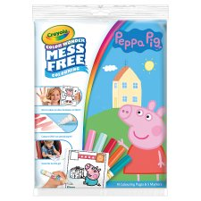 Colour Wonder Peppa Pig