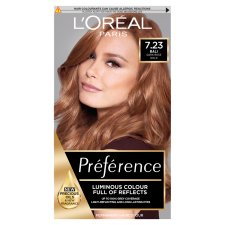L'oreal Infinia Preference Rich Rosegold Hairdye