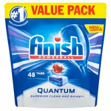 Finish Quantum Max Original 48 Dishwasher Tablets