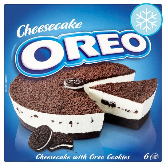 Oreo Cheesecake 350G - Groceries - Tesco Groceries