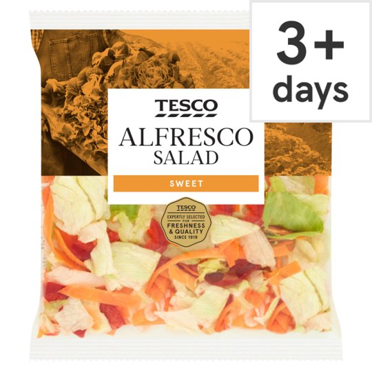Tesco Alfresco Salad 250G