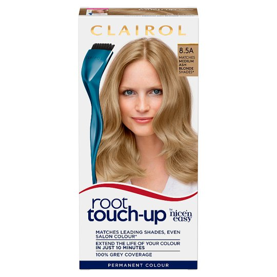 Root Touch Up Hair Dye Medium Champagne Blonde