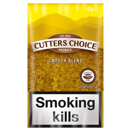Cutters Choice Roll Your Own 40G