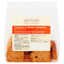 Counter The Artisan Bread Company Tomato Sal Brus 70G