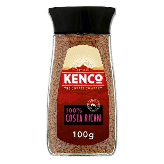 Kenco Pure Costa Rican Instant Coffee 100G