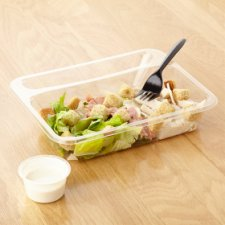 image 2 of Tesco Chicken And Bacon Caesar Salad 185G