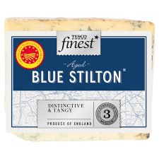 Tesco Finest Mature Blue Stilton 400G