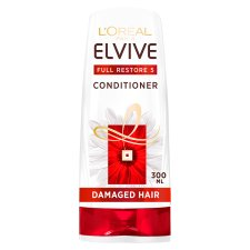 L'oreal Elvive Extreme Damaged Hair Conditioner 300Ml