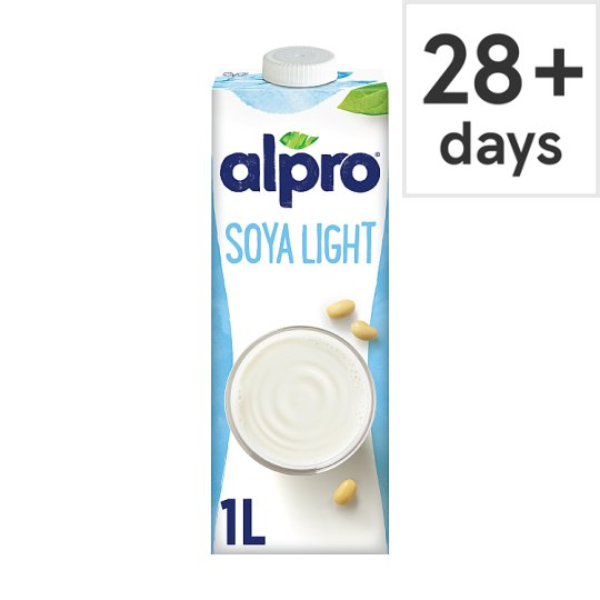 Alpro Soya Light Longlife Milk Alternative 1 Litre