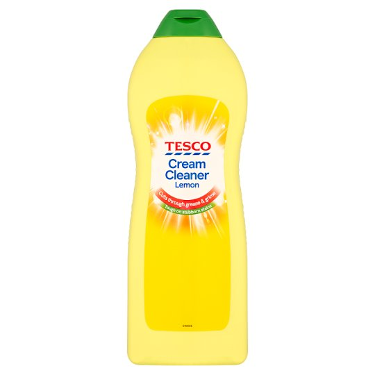 Tesco Cream Cleaner Citrus 500Ml