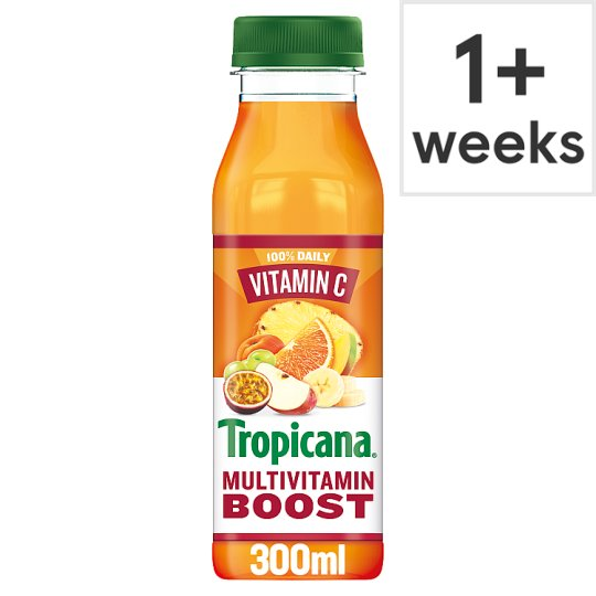 Tropicana Multivitamins Juice 300 Ml