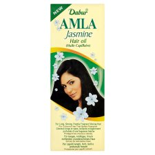Dabur Amla Jasmine Hair Oil 200Ml