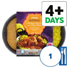 Korma blimey tesco beats food glorious foods winning curry first place tesco chicken korma and pilau rice forumfinder Images