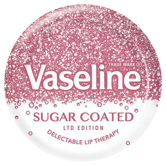 Vaseline Lip Therapy Sugar Coated 20G