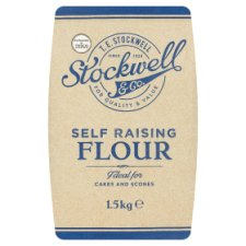 Stockwell And Co. Self Raisng Flour 1.5Kg