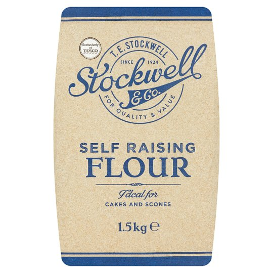 Stockwell And Co. Self Raising Flour 1.5Kg