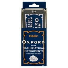 Oxford Maths Set In Tin