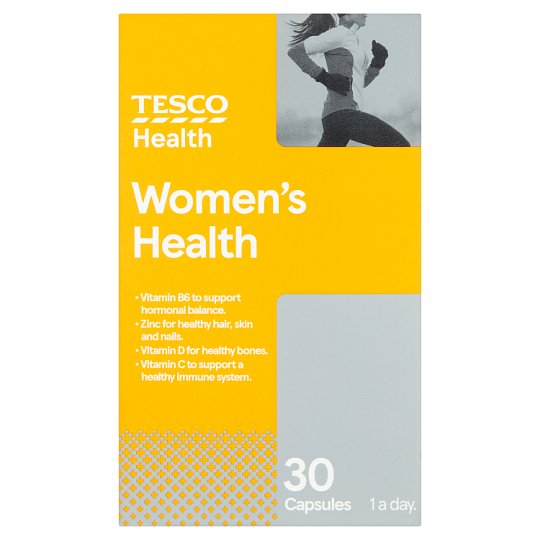 Tesco Womens Health Vitamins X 30