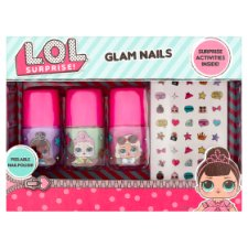 Lol Surprise Glam Nails Gift Set