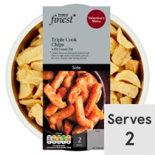 Tesco Finest Triple Cooked Chips 400G