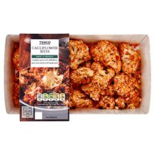 Tesco Bbq Cauliflower Bites 290G