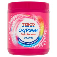 Tesco Oxy Powder Colours 1Kg