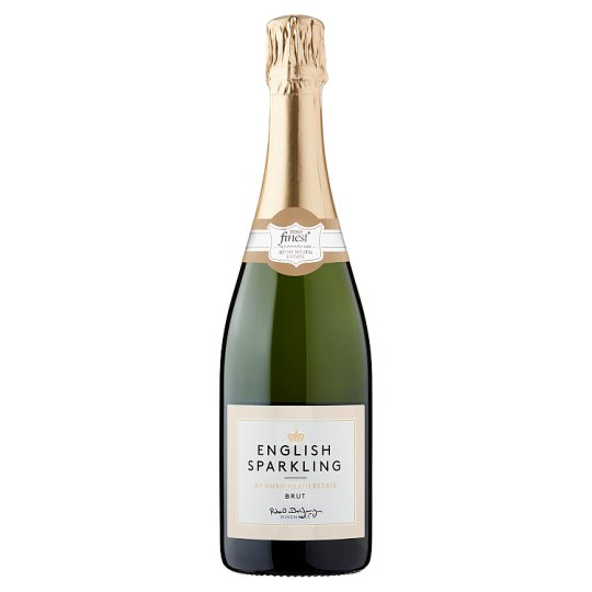 Tesco Finest English Sparkling Wine 75Cl