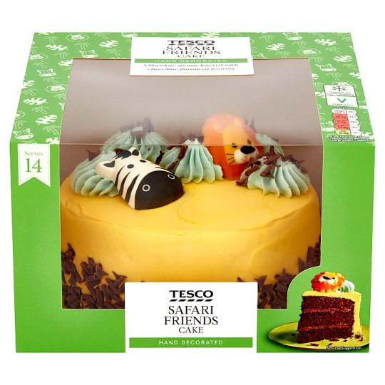 Swypeout Tesco Direct Cake Decorations