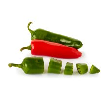 Tesco Mixed Chillies 65G