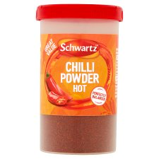 Schwartz Big Pack Hot Chilli Powder 85G