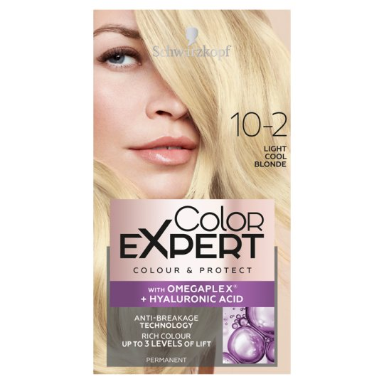 Color Expert 10-2 Light Cool Blonde