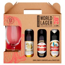 Mad About World Lager Gift Set