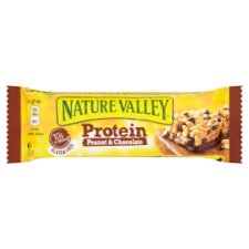 Nature Valley Protein Chocolate And Peanut Bar 18X30