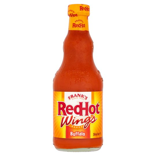Frank's Redhot Wings Buffalo Sauce 354Ml