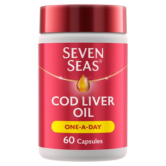Seven Seas One A Day 60 Capsules