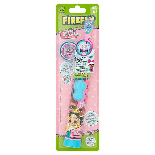 Firefly Hello Kitty Rotary Toothbrush