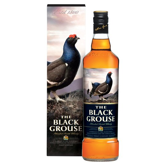 The Black Grouse Scotch Whisky 70Cl