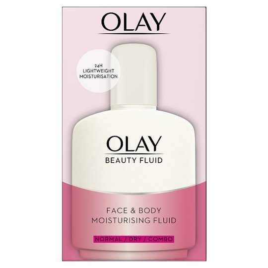 image 1 of Olay Beauty Fluid Moisturiser Normal 100Ml