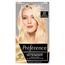 L'oreal Paris Preference 01 Lightest Blonde