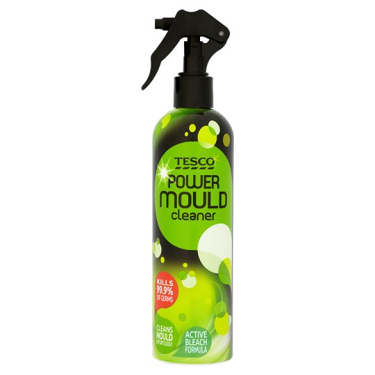 Tesco Power Mould Cleaner 350Ml