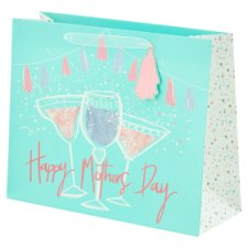 Tesco Happy Mothers Day Large Bag