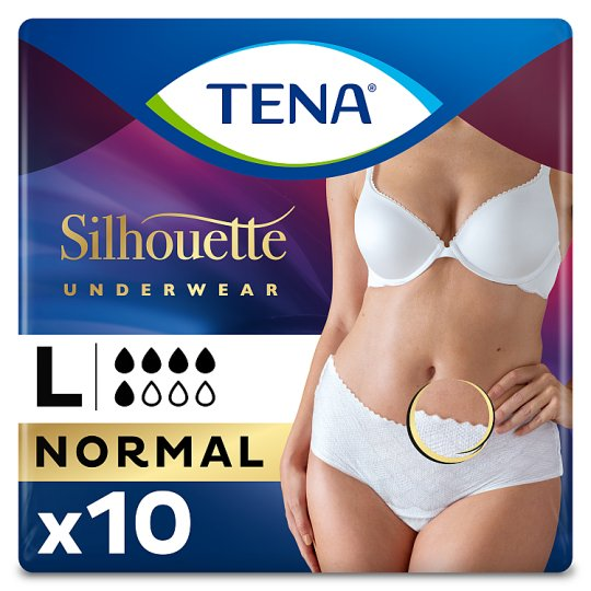 Tena Lady Large Bladder Weakness Pants 10 Pack