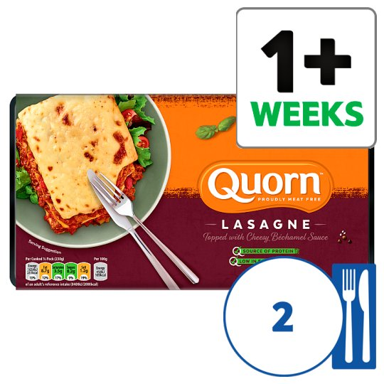Quorn Nutritional Information