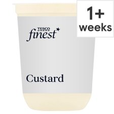 Tesco Finest Cornish Custard 500G
