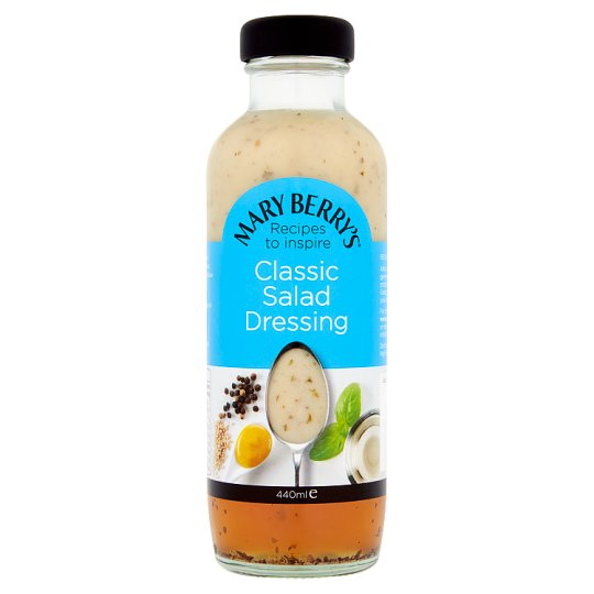 Mary Berrys Salad Dressing 440Ml