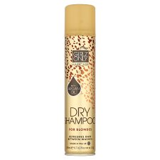 Dry Shampoo For Blonde Hair With Argan 200Ml