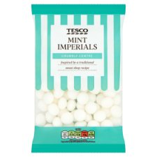 Tesco Mint Imperials 200G